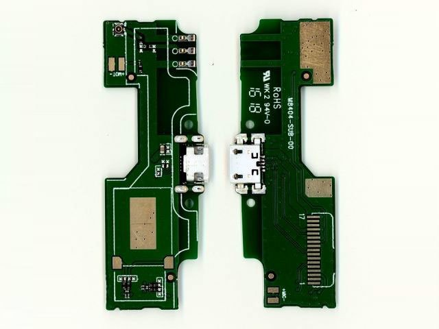placa cu conector alimentare allview a5 ready originala