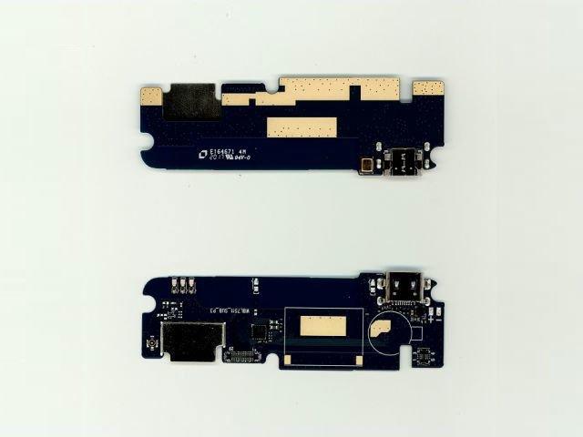 placa cu conector alimentare allview v2 viper x  x plus originala