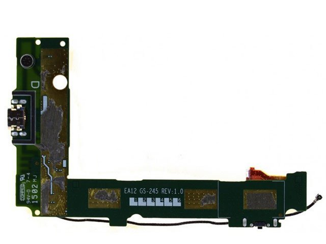 placa cu conector alimentare microsoft nokia lumia 535 originala
