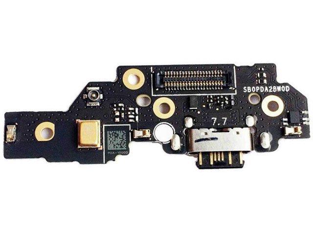 Placa cu conector alimentare Nokia 5.1 Plus (Nokia X5), TA-1105, TA-1108, TA-1120, TA-1112, TA-1102 originala