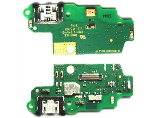 Placa cu conector alimentare si date Huawei G8, GX8 originala
