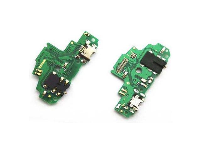 placa cu conector alimentare si date huawei p smart fig-lx1 fig-la1 fig-lx2 fig-lx3 originala