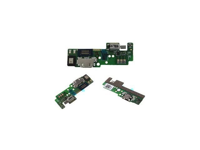 Placa cu conector alimentare Sony F3311, F3313, Xperia E5 originala