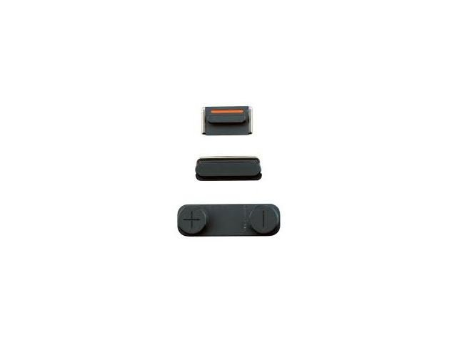 Set butoane Apple iPhone 5 ORIGINALE