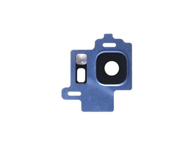 Set geam camera Samsung SM-G950F Galaxy S8 albastru original