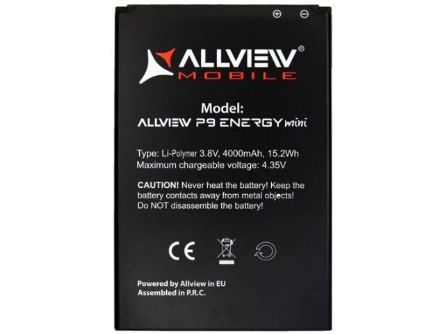 acumulator allview p9 energy mini original