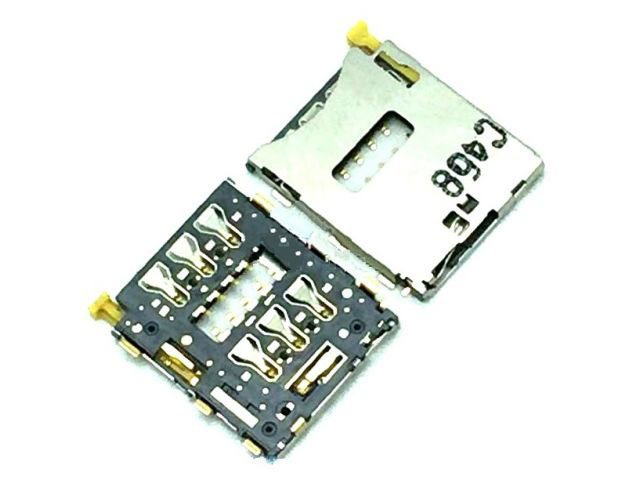 Suport cu cititor SIM Sony E5803, E5823, Xperia Z5 Compact original