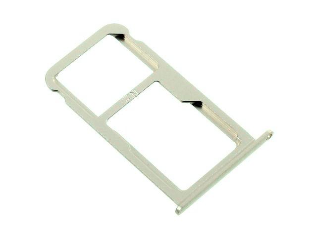 Suport sim si card Huawei Nova CAN-L11 argintiu original