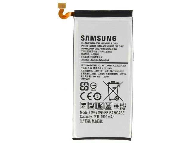 Acumulator Samsung EB-BA300ABE original