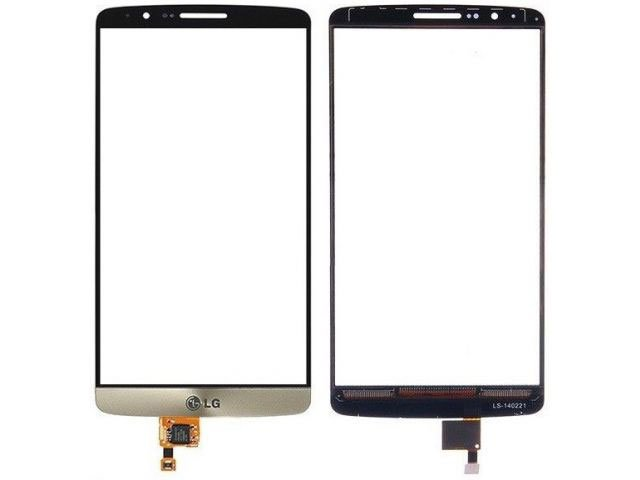 Touchscreen LG D855, G3 auriu original