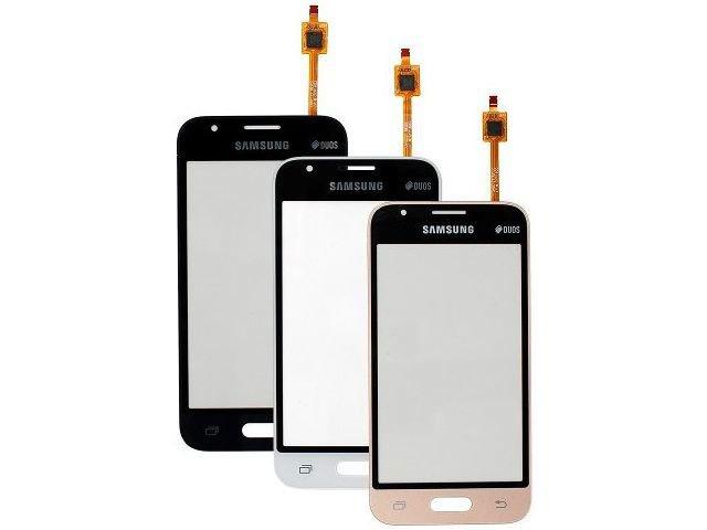 Touchscreen Samsung SM-J106F, J1 mini prime auriu original