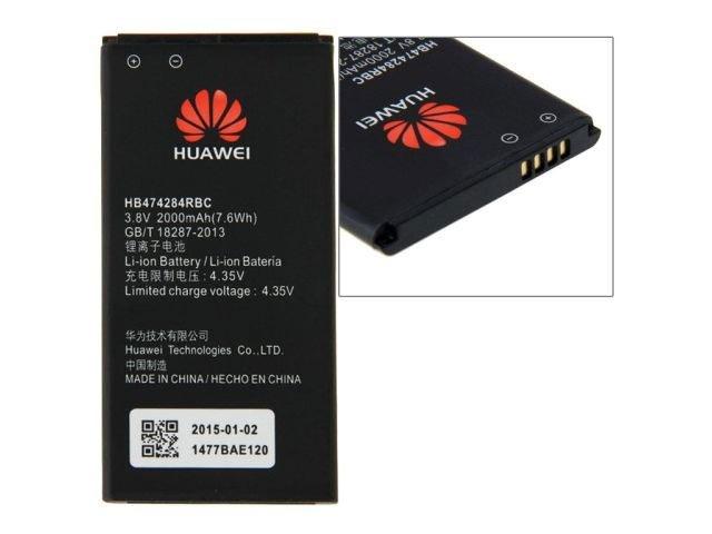 Acumulator Huawei HB474284RBC original