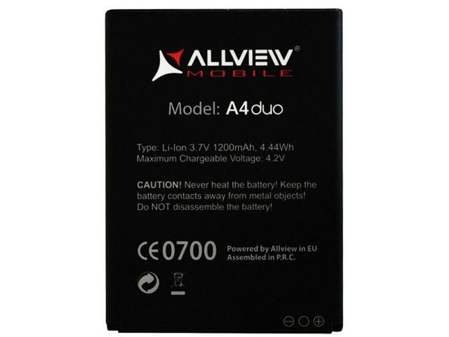 acumulator allview a4 duo original