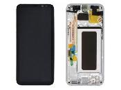 Display cu touchscreen si rama Samsung SM-G955F Galaxy S8 Plus original